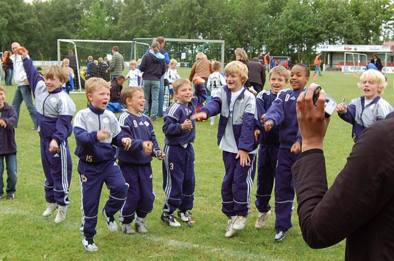 1  Platz beim Turnier des SV Wymeer Boen