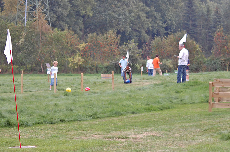 Fussballgolf for Kuchen 2000 oldenburg