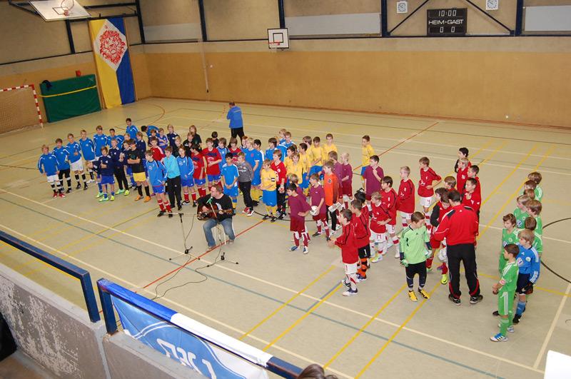 Hallenturnier bei Eintracht Braunschweig