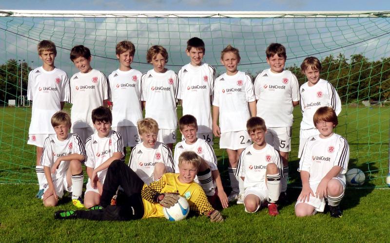 VfB U12 gewinnt Testspiel in Warsingsfehn