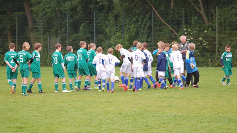 VfB U12 mit Sieg am Mittwochabend