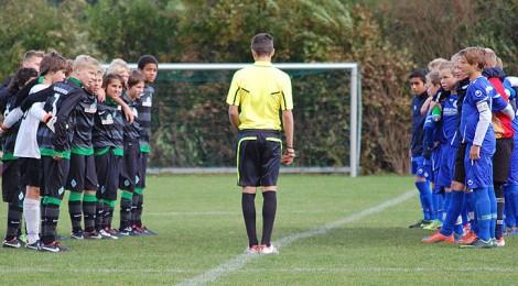 Erster Spieltag im Nord Cup