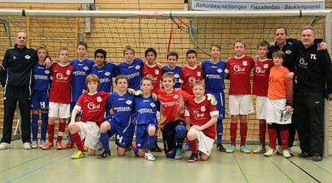 U13 gewinnt JFS Indoor Cup