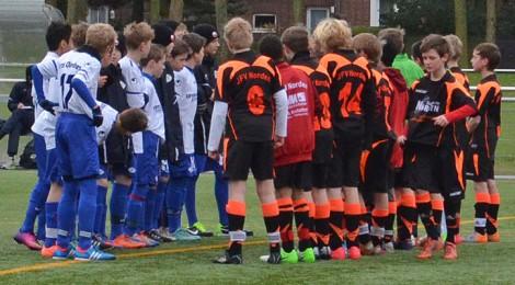 U13 siegt im ersten Spiel der Vorbereitung