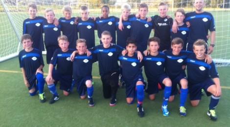 U14 des VfB Oldenburg startet in die Vorbereitung