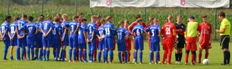 Erster Sieg in der Bezirksliga