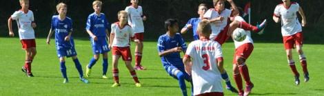 2. Sieg im 3. Spiel der Bezirksliga